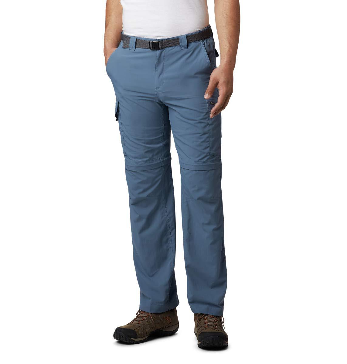 Bleu foncé Taille 42x28 Columbia argent Ridge Convertible pour Femme