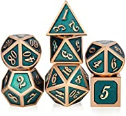 DND Metal Dice Set