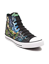 Converse Chuck Taylor All Star Sneaker (Mens 8/Womens 10, Green Arrow)