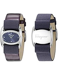 Womens FIE040015 VARINA Analog Display Quartz Purple Watch