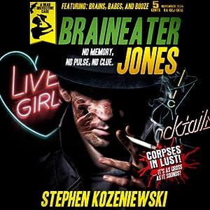 Braineater Jones Audiobook