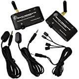 BAFX Products - Wireless IR Repeater Kit/Remote Control Extender