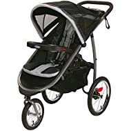 Graco Fastaction Fold Jogger Click Connect Stroller,...
