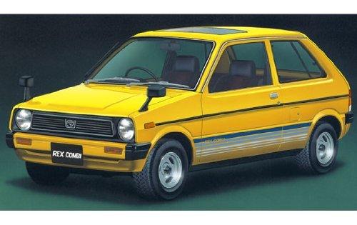 1/24 The Best Car Vintage No.47 1/20 Rex Combi (1981) (japan import)