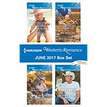 Harlequin Western Romance June 2017 Box Set: Wanted: Texas Daddy\The Rancher's Surprise Baby\A Baby on His Doorstep\A Cowboy to Kiss