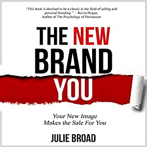 The New Brand You Audiobook