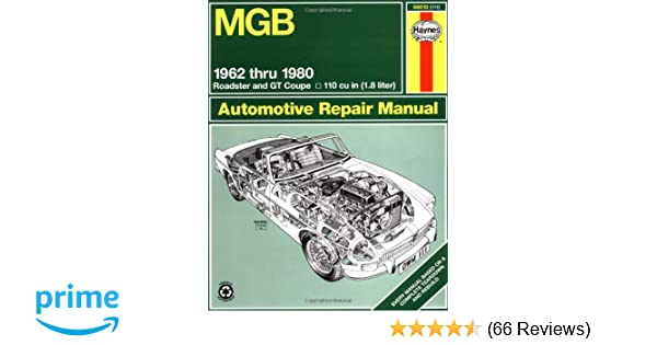 Pdf mgb workshop manual