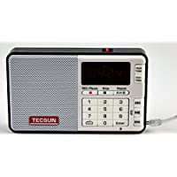 Tescun Q3 Mini Size MP3 Player, FM Radio and Voice/Radio Recorder