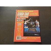 Stock Car Racing Oct 1984 Minis; Jim Stacy; Mail Order Motor; Pocono