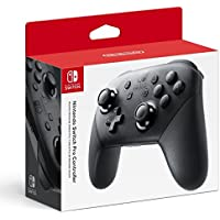 Nintendo Switch Pro Wireless Controller (Black)