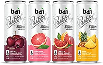 12-Pk. Bai Bubbles Variety Pack Sparkling Beverage