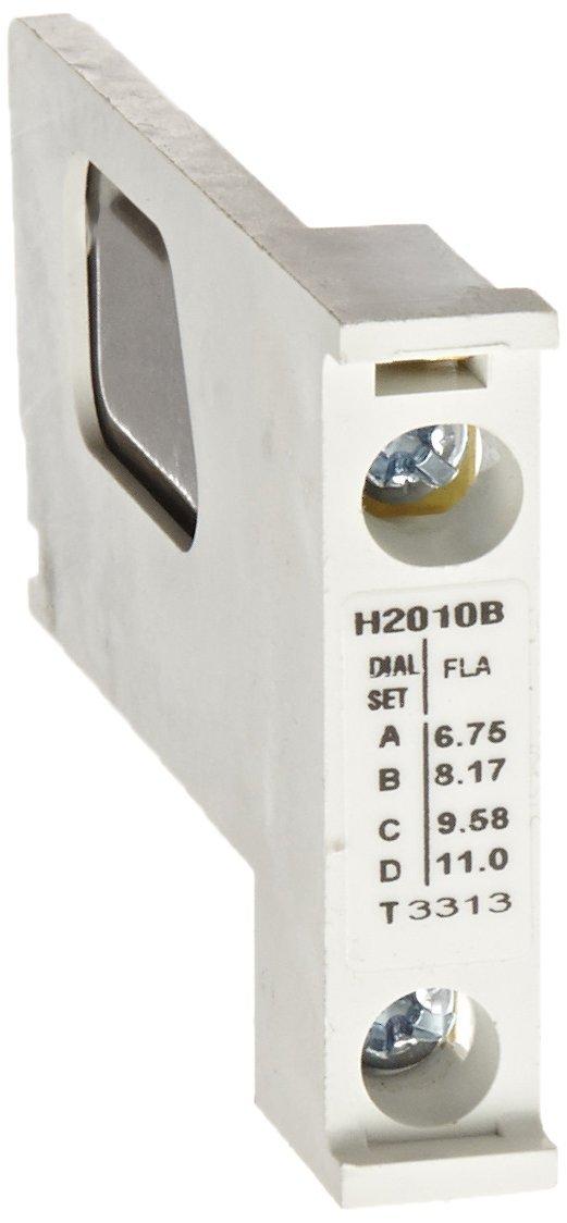 Eaton H2010B-3 Nema Starter Heater Pack, 6.75-11.0 Motor FLA (Pack of 3)
