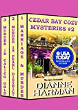 Cedar Bay Cozy Mysteries #2