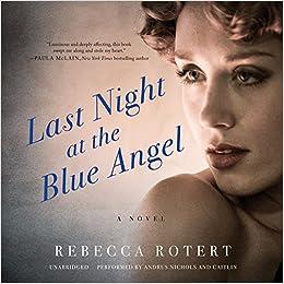 Blue angel adult