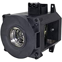 AuraBeam Professional NEC NP-PA550W Projector Replacement Lamp with Housing (Powered by Ushio)