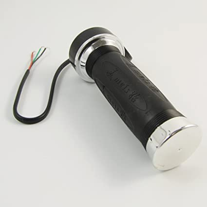 Amazon.com : Universal 3 Wire Electric Scooter Bike Throttle ... on