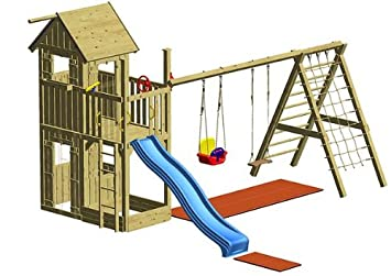 Klettergerüst Winnetoo : Winnetoo spielturm gp amazon spielzeug