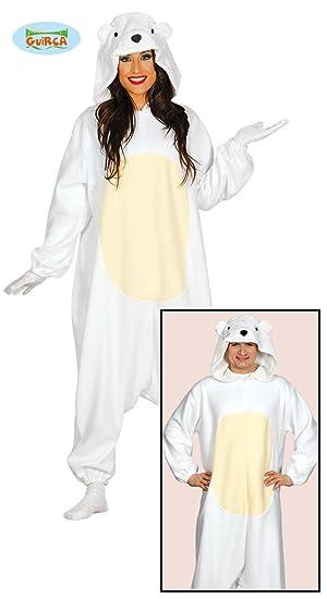 Guirca 84585 - Pijama Oso Polar Adulta Talla L 42-44