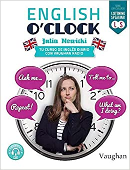 English O'clock por Julia Nowicki epub