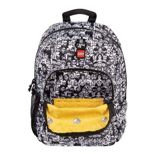 LEGO Minifigure Crowd Heritage Backpack & Lunch Bag Set