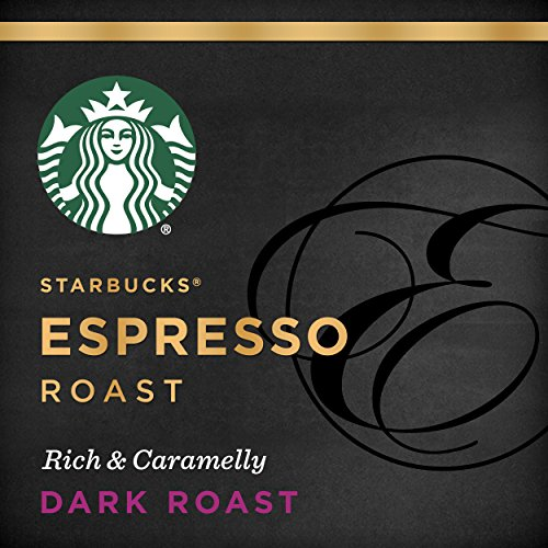 Starbucks Verismo Espresso Roast Espresso Single Serve Verismo Pods, Dark Roast, 6 boxes of 12 (72 total Verismo pods) by Starbucks (Image #1)