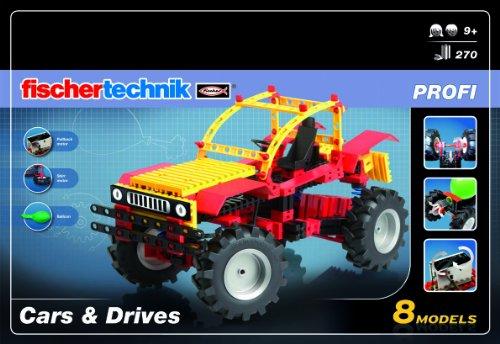 Fischertechnik Car and Drives by fischertechnik (Image #3)