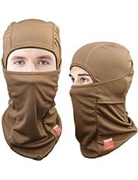 Balaclava Motorcycle Tactical Skiing Face Mask [2-PACK]