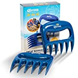 Corona Meat Shredder Claws Bear Paws – Pulled Pork Chicken Shredder Claws as Carving Fork Meat Claw – Perfect BBQ Grill Tools BBQ and Smoking Accessories for Shredding, Carving, Handling, Lifting