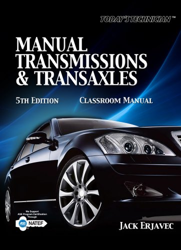 Manual Transmissions and Transaxles (The Ultimate Series Experience)