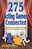 275 Acting Games, Gavin Levy, 1566081696