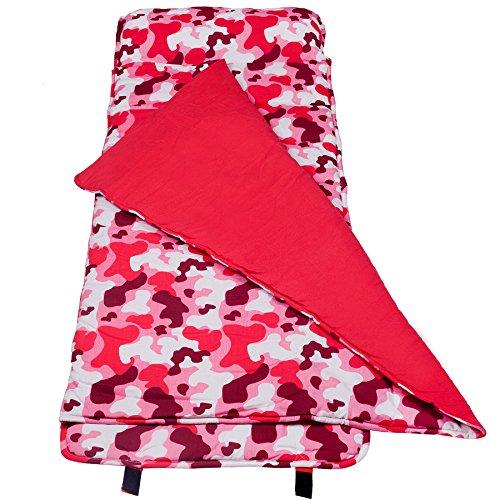 Wildkin Camo Pink Original Nap Mat (Camo Mat)