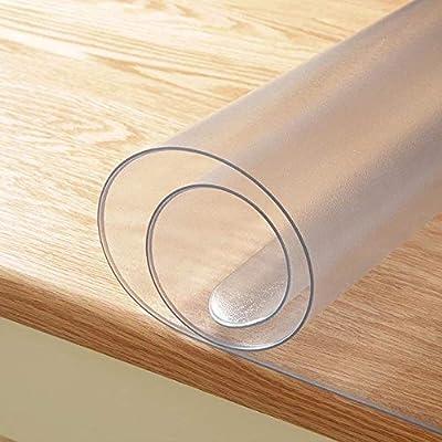 LovePads - Mantel Protector de Mesa de PVC Mate Transparente ...