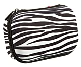 zebra office supplies - ZIPIT Colorz Pencil Case/Pencil Box/Storage Box/Cosmetic Makeup Bag, Zebra
