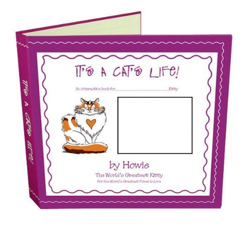 Price comparison product image Howie & Friends It's A Cat's Life Book