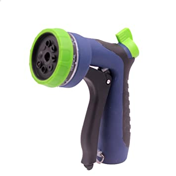 A3007 Front Trigger Garden Hose Nozzle Sprayer Shower Wand Water Nozzle