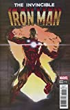 #10: Invincible Iron Man (2016) #600 VF/NM 1:50 Alex Ross Variant Cover