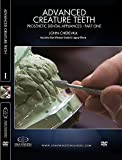 Advanced Creature Teeth: Prosthetic Dental Appliances - Part 1