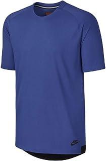 Nike M NSW BND Top Knt SS-Maglietta a Maniche Corte da Uomo