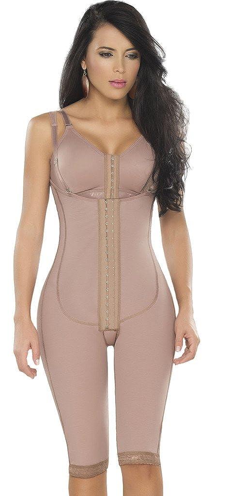 Fajas dprada 11175 ropa de compresión colombianas Reductoras Post parto: Amazon.es: Ropa y accesorios