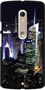Funda para Motorola Moto X Style - Nueva York by Paslier