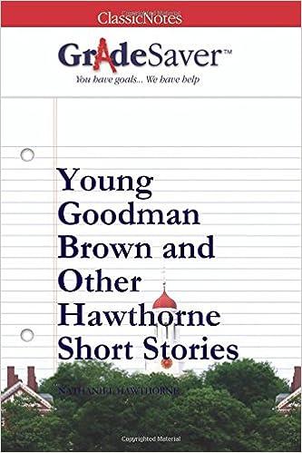 Young Goodman Brown Ebook