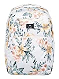 Roxy Womens Roxy Here You Are - Backpack - Women - One Size - Grey Gray Violet Seaside Floral One Size