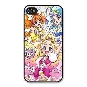 The best gift for Halloween and ChristmasiPhone 4 4s Cell Phone Case Black go princess precure cure RPR4995763