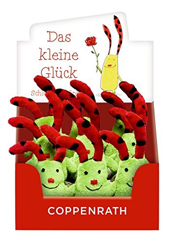Schlüsselanhänger Das kleine Glück Papeterie – 1. August 2013 Coppenrath B00CX3GJSO Geburtstag Muttertag