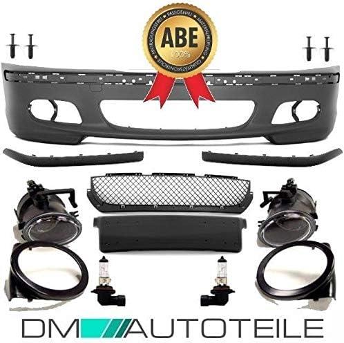 Dm Autoteile Stoßstange Limousine Touring Nebel Set Für M Sport Montagekit Passt Für E46 Auto