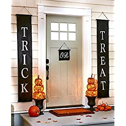 Trick or Treat Halloween Banner 3-Pc Set