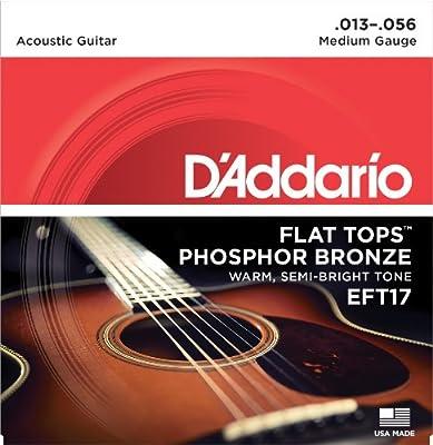D'Addario Flat Tops