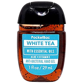 Image result for bath and body works white tea hand sanitizer