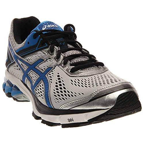 ASICS Men's GT 1000 4 Running Shoe, Black/Onyx/Black, 10 2E US
