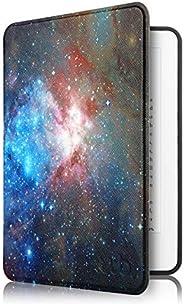 Capa Kindle 10a. Geração WB - Ultra Leve Auto Hibernação Sensor Magnético Silicone Flexível Cosmos